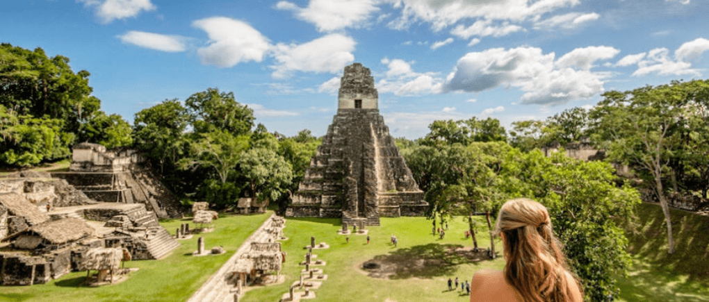 Recorre Tikal en tu próxima visita a Guatemala