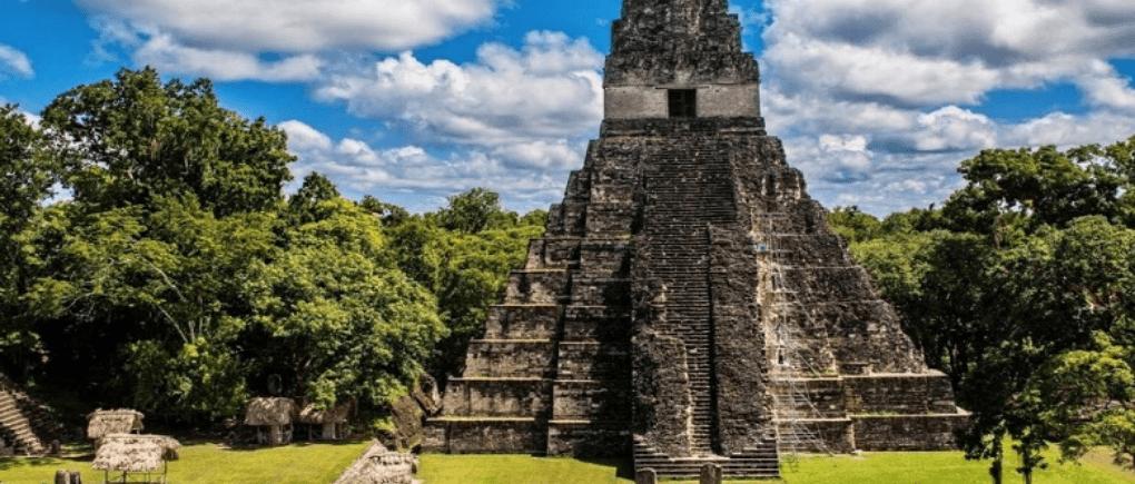 Vive Tikal con tu familia.