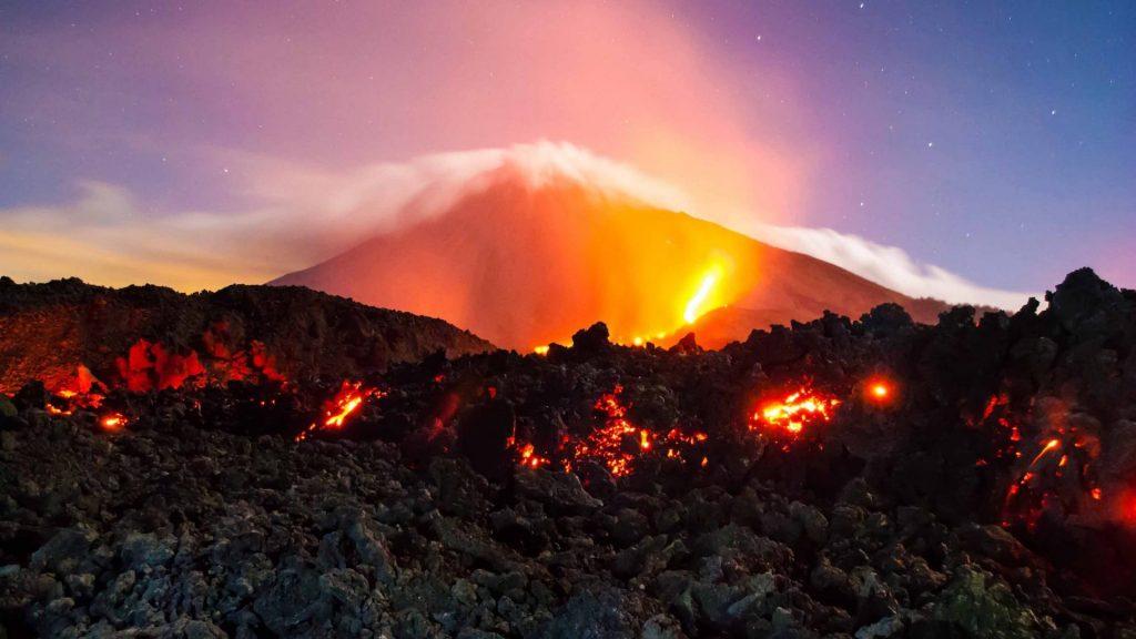 Conoce le mejor volcán en Guatemala
