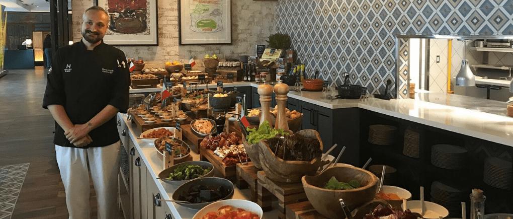 Centro de la bohemia restaurante