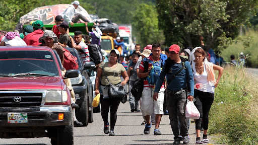 Migración guatemalteca