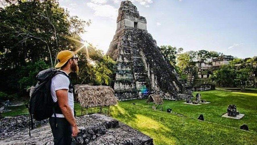 Pirámides en Guatemala