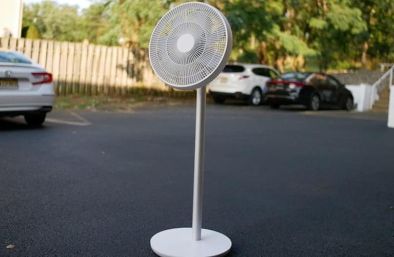 Conoce las capacidades de este ventilador inteligente