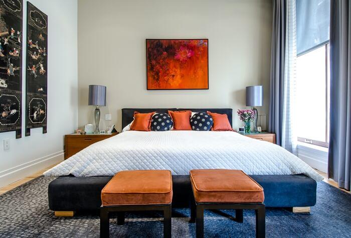 Sigue los consejos Feng shui para arreglar el dormitorio