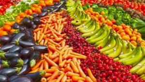 Frutas y verduras de CMI Alimentos