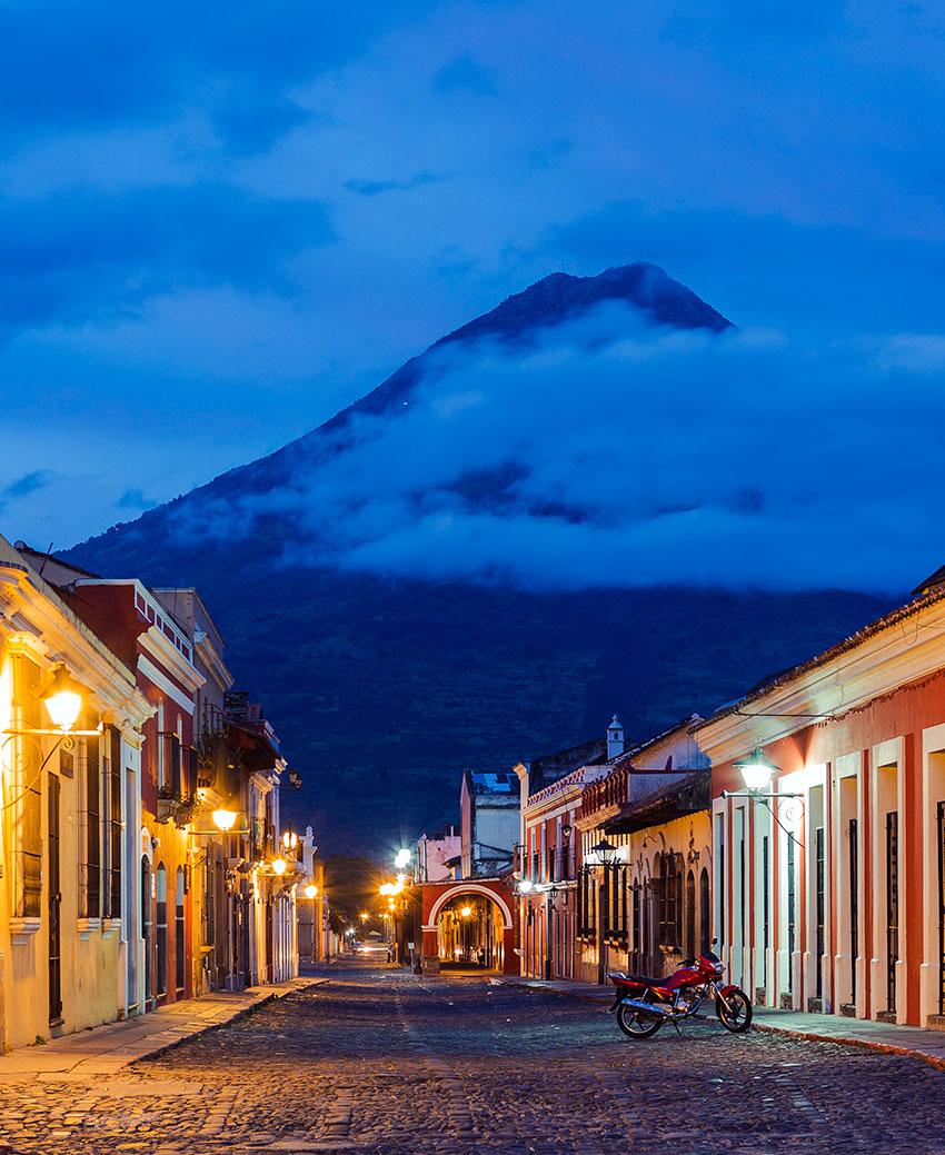 calles de guatemala
