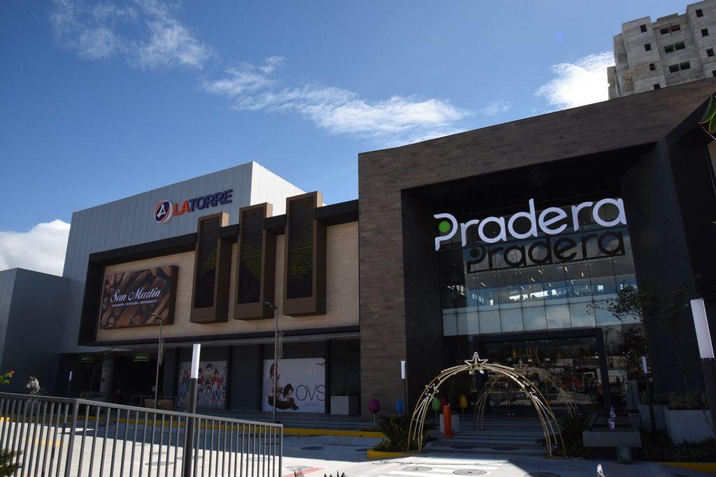 centro comercial pradera