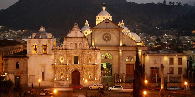 Iglesia de Quetzaltenango