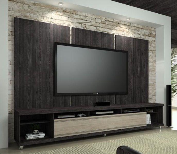 televisión en sala de estar