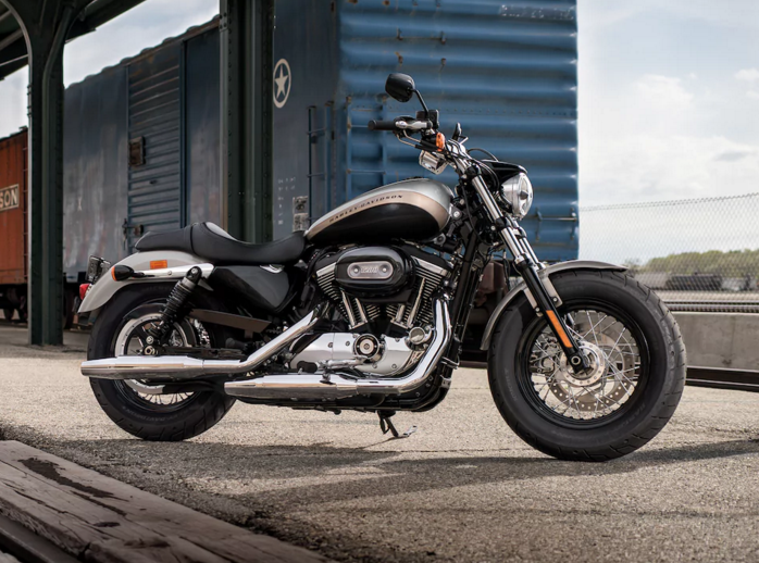 Harley-Davidson moto
