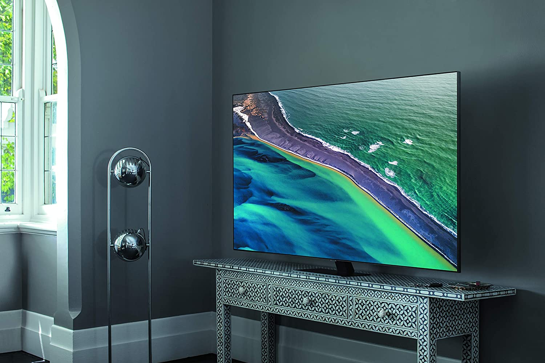 televisor SAMSUNG Q80 Q80A QLED