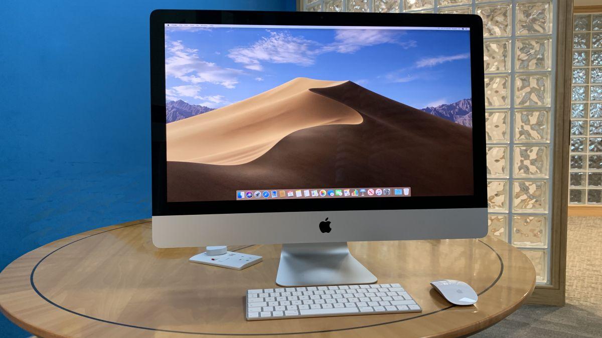 computadora iMac 27 pulgadas 2020