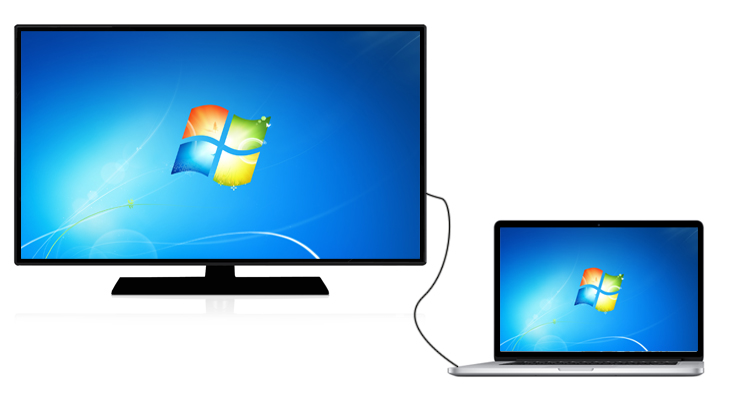 laptop-to-tv-conection